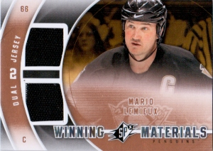 11-12 SPx Winning Materials Lemieux